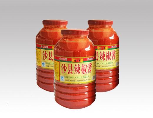 佳丰沙县辣椒酱